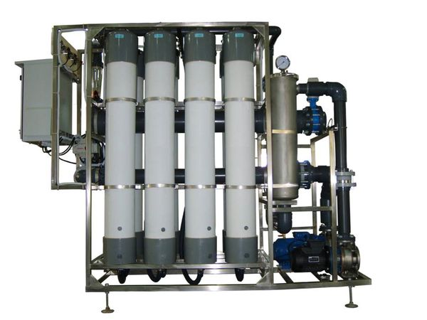 Miller Leaman Products Ultra Pure Uf Membrane System
