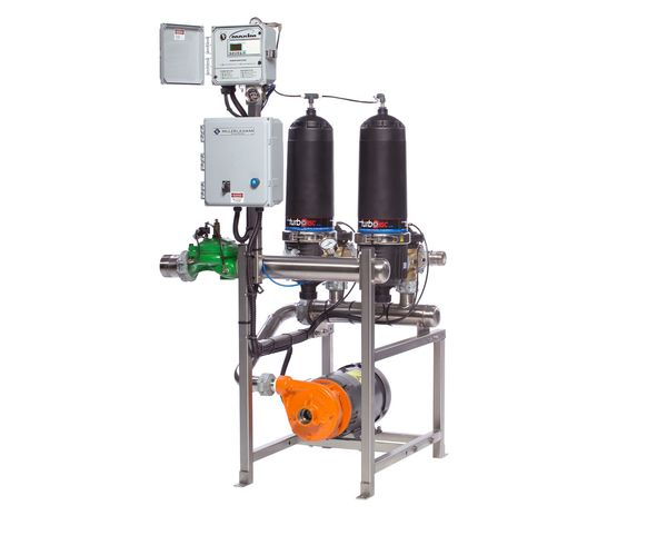 Miller Leaman Products Turbo Disc Skid Systems